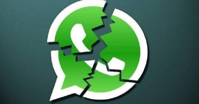 WhatsApp volvió a caerse